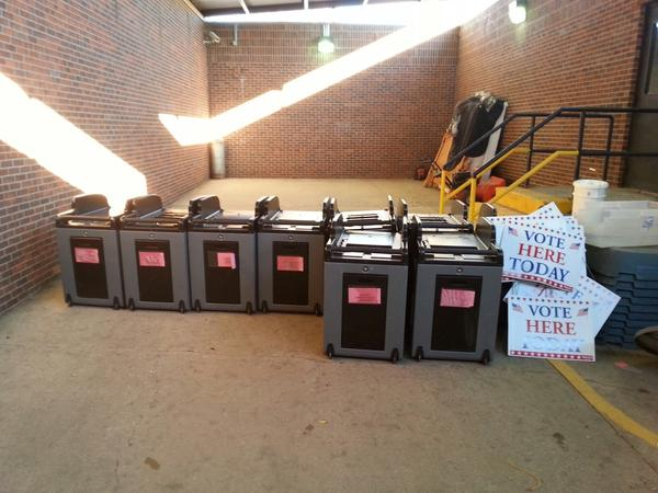 Recovered Voting Equipment Stolen from Livingston County